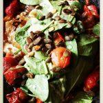Backwoods Salad Bowl